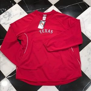 Texas Rangers Pullover